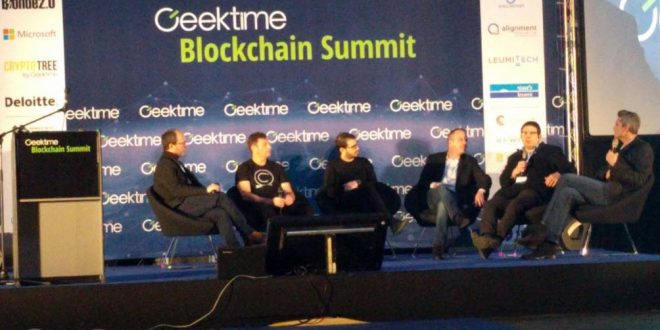 Blockchain Summit 2017