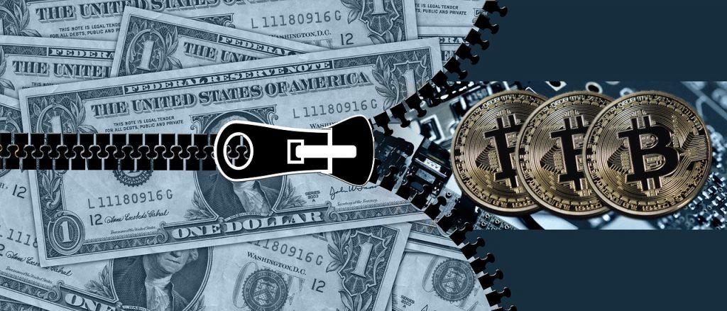 ביטקוין נגד דולר