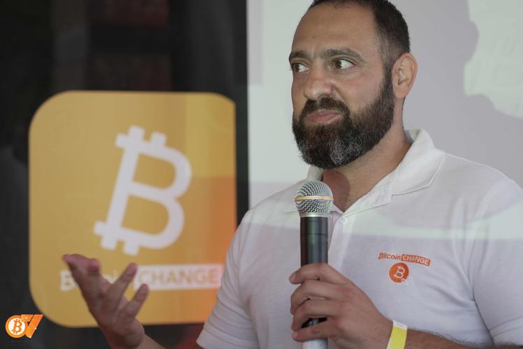 """אבי דיין, מנכ""""ל Bitcoin Change"""