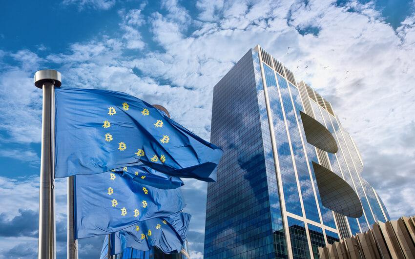 האיחוד האירופי ביטקוין