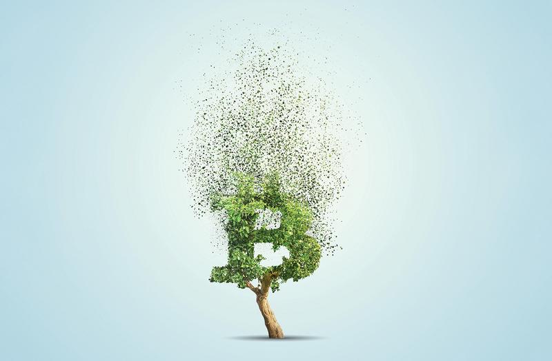 אנרגיה ירוקה ביטקוין